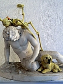 Dying Gaul and his best friend, 2012